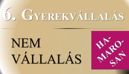 GYEREKVÁLLALÁS